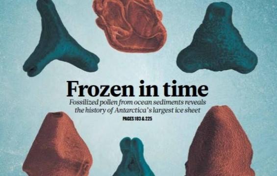 3400만 년 전 지구온난화 땐 바다 속에 빙하 많았다