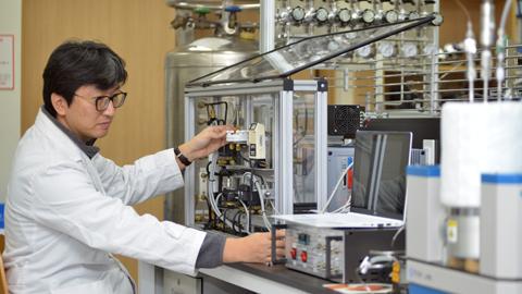 온실 가스 정확히 측정하는 표준 가스, 국내 기술로 만들었다