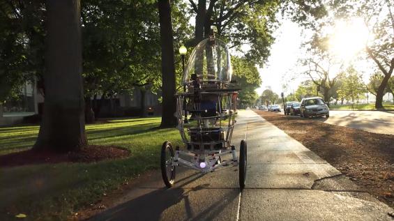 거창한 자율주행 안녕! '작고 느린' 교통으로 미래 도시 혁신 꿈꾼다