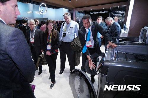 [CES 2018] 엔비디아가 우버·폭스바겐과 만드는 자율주행차는 어떤 모습?
