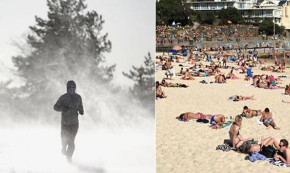 북미는 지금 체감 영하69도, 극단적 이상기후 한국도 영향받는다
