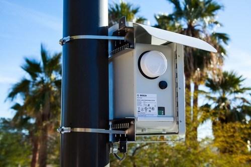 보쉬가 선보인 실시간 공기질 측정 시스템 클라이모 - 보쉬 제공