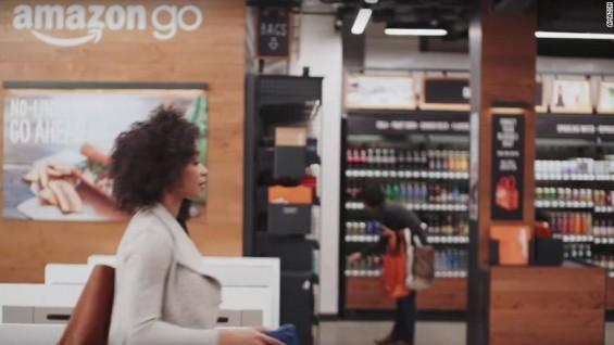 절대로 물건 훔칠 수 없는 슈퍼마켓