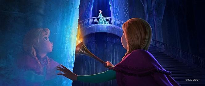 겨울왕국(Frozen, 2013) 스틸컷 -네이버영화 제공