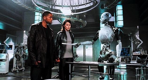 영화 아이로봇(I, Robot, 2004) 스틸컷 제공