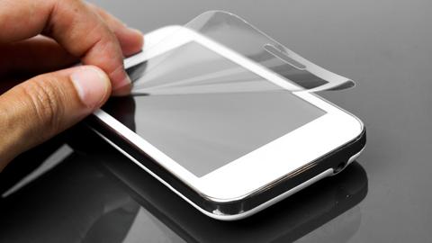 휴대폰 흠집 걱정 끝? 단단한 자가 회복 코팅 소재 개발