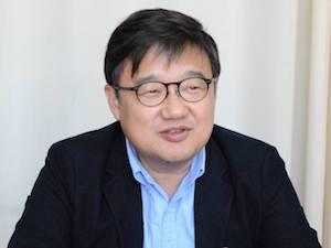 황인준 라인코퍼레이션 CFO - 바이라인 네트워크 제공