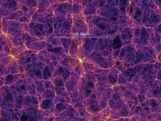'위성은하'가 우주에서 줄 맞춰 도는 이유