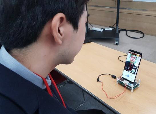 KAIST, 세계 최고 성능 모바일용 인공지능(AI) 프로세서 개발