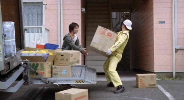 영화 '집오리와 들오리의 코인로커' 중 한 장면 -심재석 제공