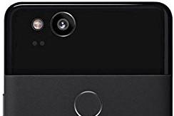 구글 픽셀2 후면 카메라 부분 - amazone.com