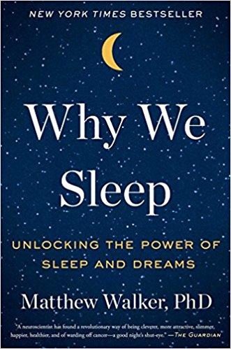 수면 연구가인 매튜 워커는 지난해 출간한 이 책에서 청소년 시기 만성 수면 부족이 조현병을 비롯한 각종 정신질환 만연의 주된 환경요인이라고 주장했다. 국내 한 출판사가 판권을 샀기 때문에 조만간 번역서가 나올 것이다. - amazon 제공