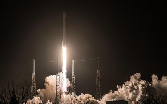 스페이스X, 50번째 로켓 발사 성공
