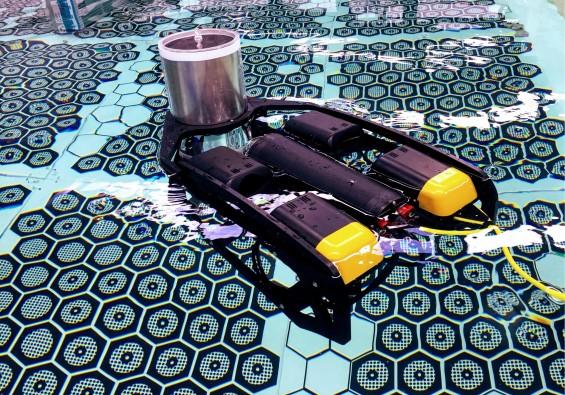 국내 개발 수상로봇, 국제 핵 사찰에 활용 가능성 높아져