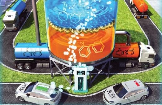 수소자동차 상용화 앞당긴다…국내 연구진, 대용량 수소 저장·운반 기술 개발