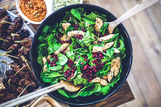 저지방&저열량 식단이 '젊은 뇌' 만든다