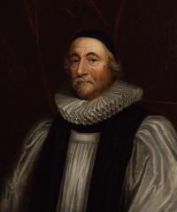 제임스 어셔. 그는 성서의 연대를 계산하여 천지창조의 날짜를 계산하려고 하였다. 비록 그의 방법은 별로 과학적이지 않았지만, 세상의 시작과 끝을 찾으려는 열정은 이후 수많은 과학자들의 열정에 못지 않았다. - 사진 wikimedia(cc) 제공
