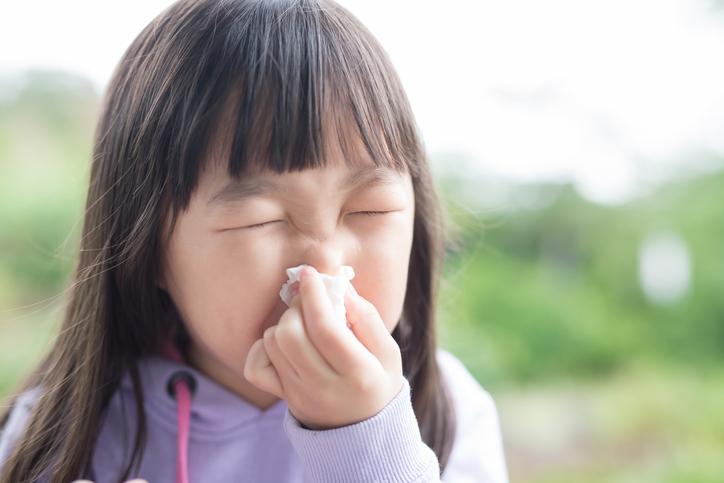 식품 알레르기 관련사고 가운데 영유아, 어린이 사고가 많다. - 사진 GIB 제공