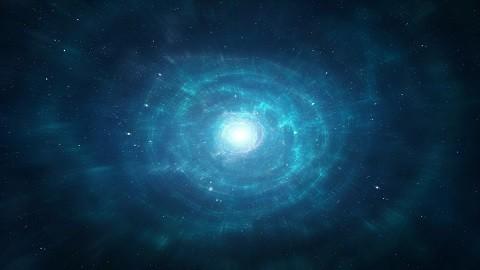 최초의 별은 원시가스로 이뤄진 거대하고 무거운 별로 강한 자외선의 파란색 빛을 내뿜었을 것으로 분석된다-GIB