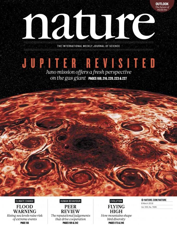 NASA/SWRI/JPL/ASI/INAF/IAPS 제공