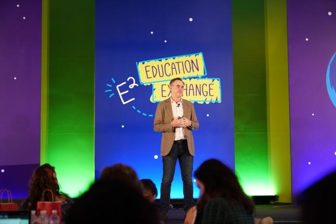 안토니 쿡 고문, 교육 환경과 기업 사이의 괴리감을 좁힐 수 있는 답으로서 유연성을 강조했다. - 최호섭 제공