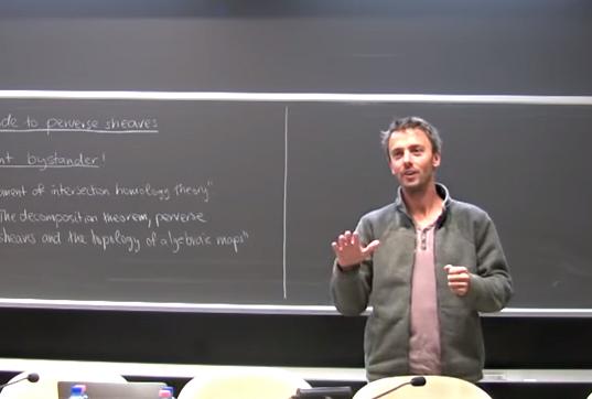 [2018년 필즈상] 환호와 충격 안긴 연구로 후보에 오른 게오르디 윌리엄슨 교수