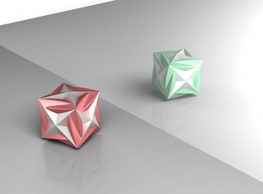 투명망토에 한걸음 더...'거울 대칭' 금 나노입자 개발