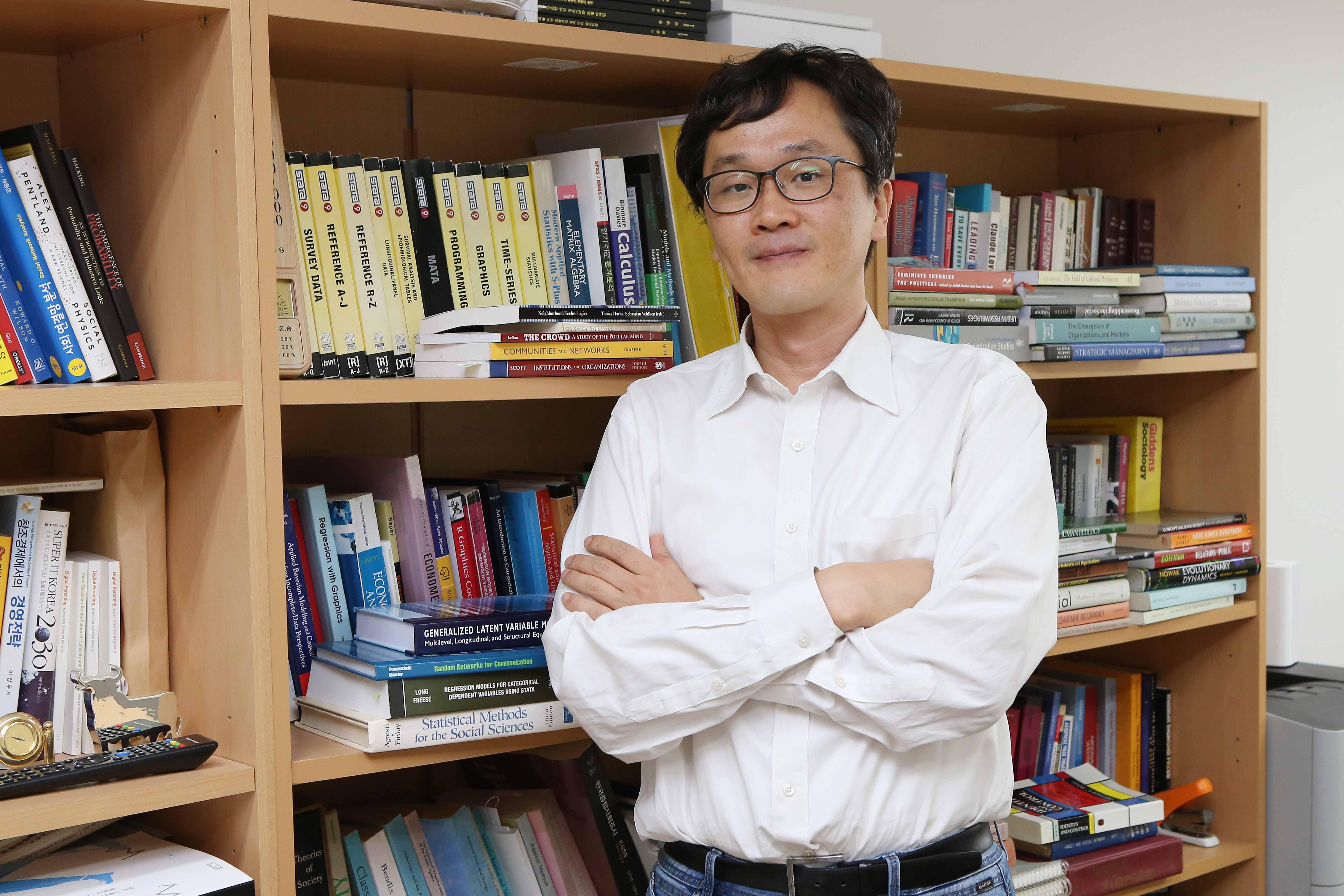 이원재 KAIST 문화기술대학원 교수