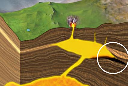 마그마 흔적 따라 철광석 광산 찾는다