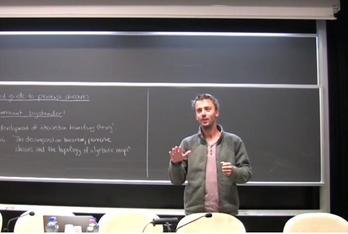 게오르디 윌리엄슨 교수 - youtube 제공