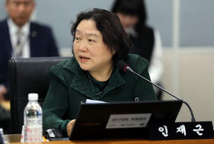 지난 2월 12일 인재근 더불어민주당 의원(사진)이 보툴리눔 독소 균주의 관리를 강화해야 한다는 법안을 대표발의 했다. - 연합뉴스 제공