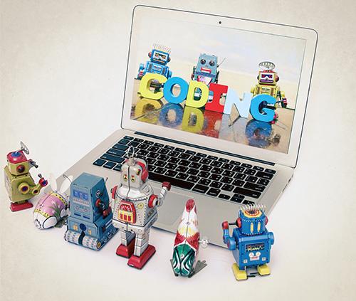 코딩 로봇 - GIB 제공