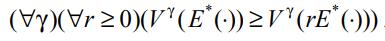 존 로머 교수가 주장한 칸트 균형(Kantian equilibrium). 복잡한 수식으로 표현했지만, 결론은 간단하다. 칸트의 말대로 행동하면, 일반적인 내쉬 균형보다 우월한 게임 이론 상의 균형이 성립한다는 것이다. - www.wiki.hu-berlin.de