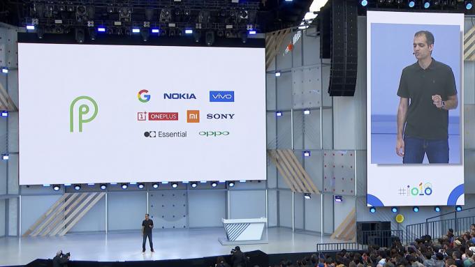 구글 기기 외에도 여러 제조사의 제품에서 안드로이드P의 베타 버전을 이용해볼 수 있다. - 최호섭 제공