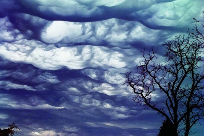 아스페리타스 구름의 모습. - Agathman(W) 제공