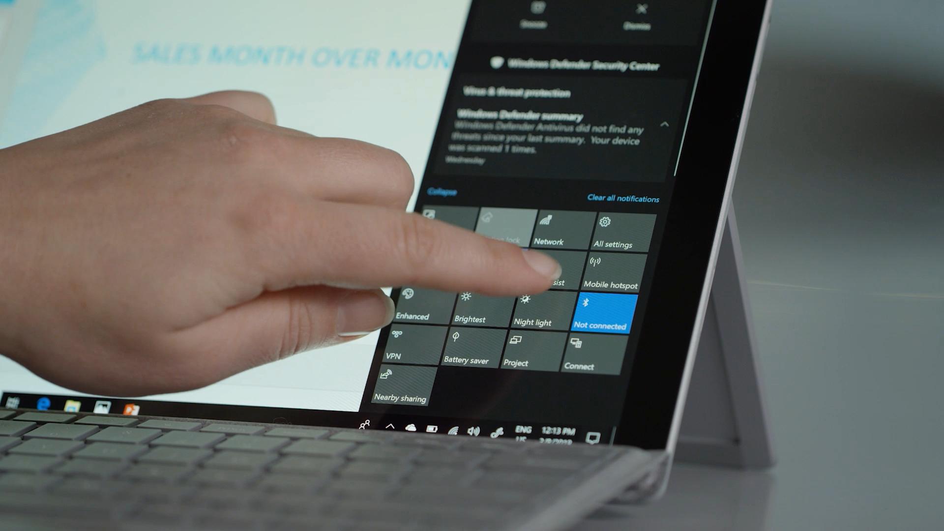 윈도우10 RS4는 윈도우10의 기본기능은 그대로 품지만 세세한 부분이 많이 달라진 업데이트다.- 최호섭