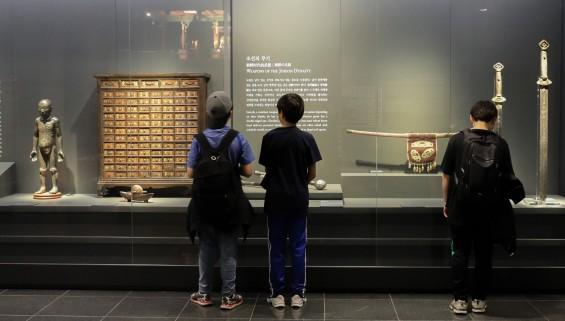 조선의 과학기술은 어땠을까? 국립고궁박물관 과학문화실 재개관