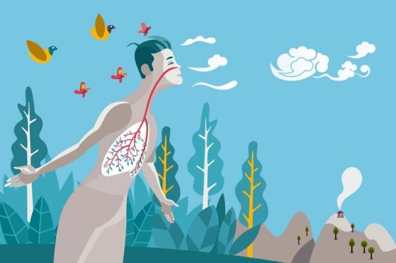 인간의 호흡법은 바다 화산의 극한 미생물에서 유래했다?