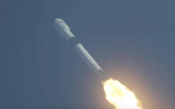 스페이스X 재사용로켓 끝판왕 '팰컨9-블록5' 첫 발사