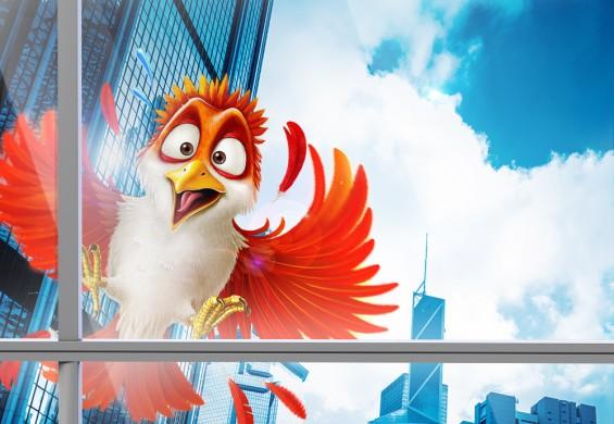 집나가면 '새' 고생? 도시 빛 공해에 새들은 괴로워
