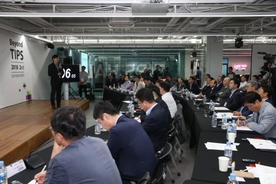 """스타트업 '투자 어벤저스' 앞에서… 8개팀 """"날 좀 보소"""""""