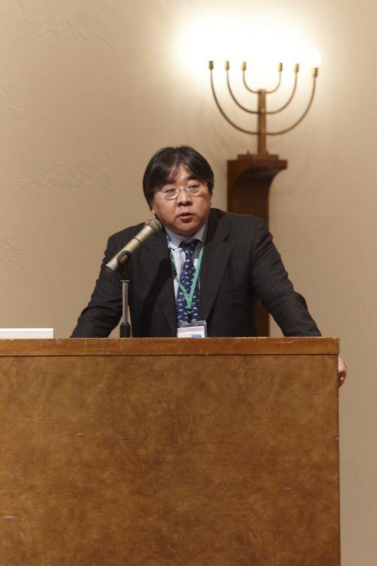 요시키 사와 일본 오사카대 의대 교수는 내년 유도만능줄기세포를 이용해  3명의 심장 질환 환자를 치료할 예정이다. - 오사카대 제공