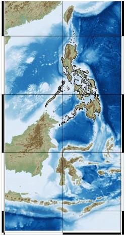 이번 화석은 필리핀 북부 섬 루손에서 발견됐다. 주변은 70만 년 전이나 지금이나 깊은 바다다. 어떻게 인류가 갔을까? - 사진제공 네이처
