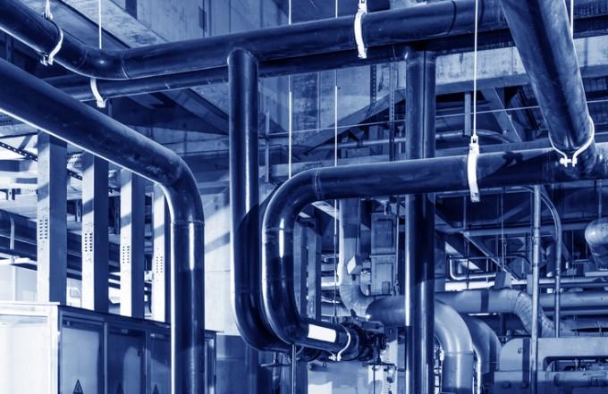 소각로나 보일러 등 온도가 낮은 60~90도씨의 폐온수도 활용할 수 있는 기술이 개발됐다. - 사진 GIB 제공