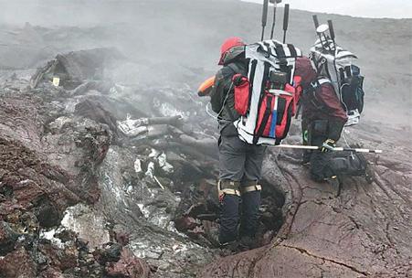 폭발한 하와이 화산서 火星 옛모습 엿본다
