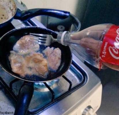 안전하게 요리하는 법
