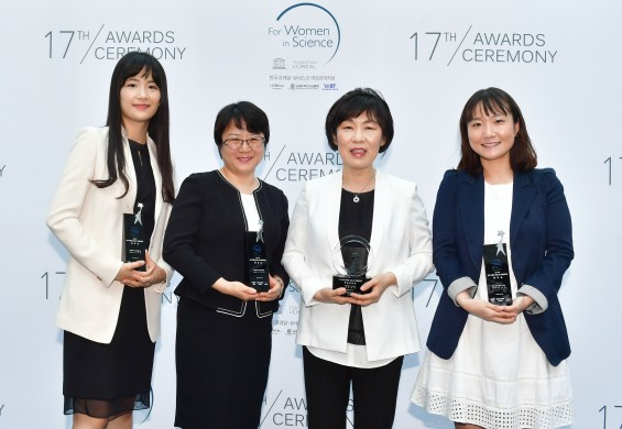 '폐질환 연구 외길' 이호영 서울대 교수, 2018 한국 로레알-유네스코 여성과학자상 수상