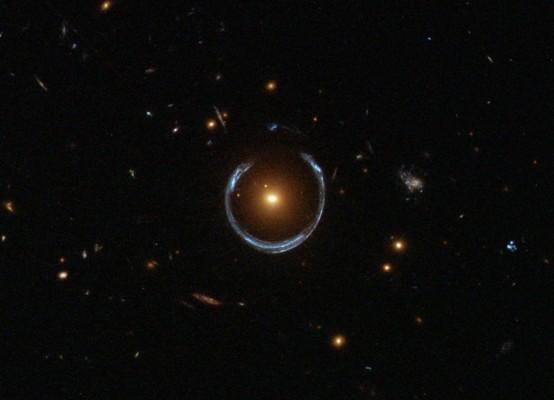 """""""일반상대성이론, 은하 규모에서도 통해"""" 관측으로 증명"""
