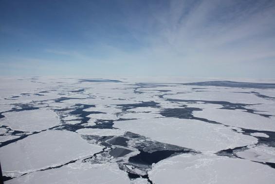 남극 대륙 빙붕, 60년 만에 18% 얇아져