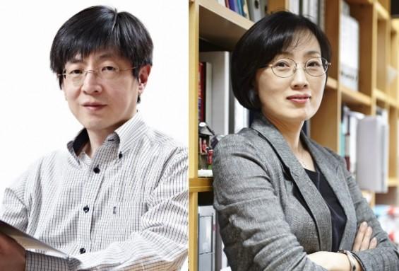 네이처 '동아시아 스타 과학자 10인'에 IBS 김진수·김빛내리 단장 선정
